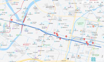 宁波中山东路属于哪个区?