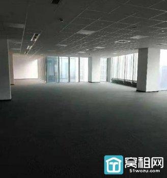 东部新城交通银行大厦1200平办公室精装修出租