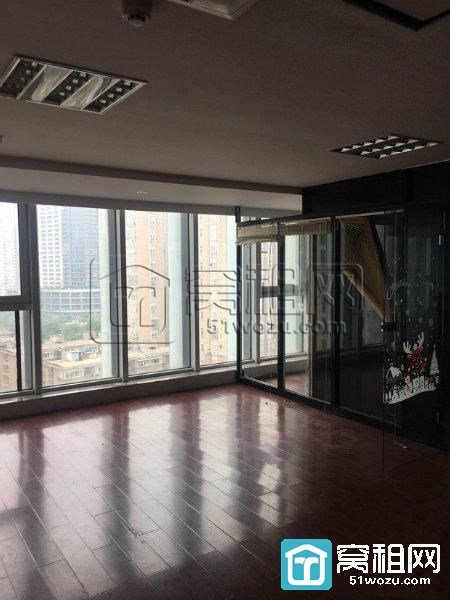 宁波江北较新写字楼老外滩附近豪成国际大厦办公室出租