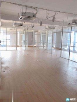 江北电商经济创新园区盛悦大厦254平精装全落地窗
