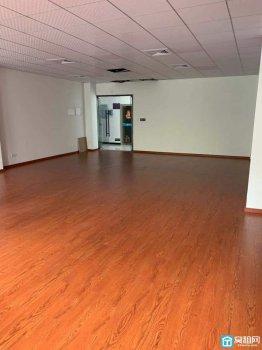 高新区新城国际300平米精装修朝南办公室出租