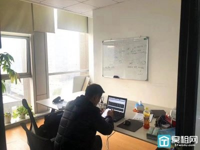 宁波地铁3号线中基大厦130平电梯口办公室出租