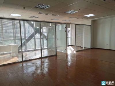 宁波海运大厦 精装140平 朝南出租