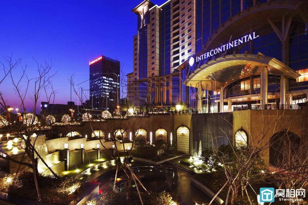 宁波洲际酒店办公楼