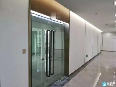 老江东天润商座195平米办公室西北朝向出租