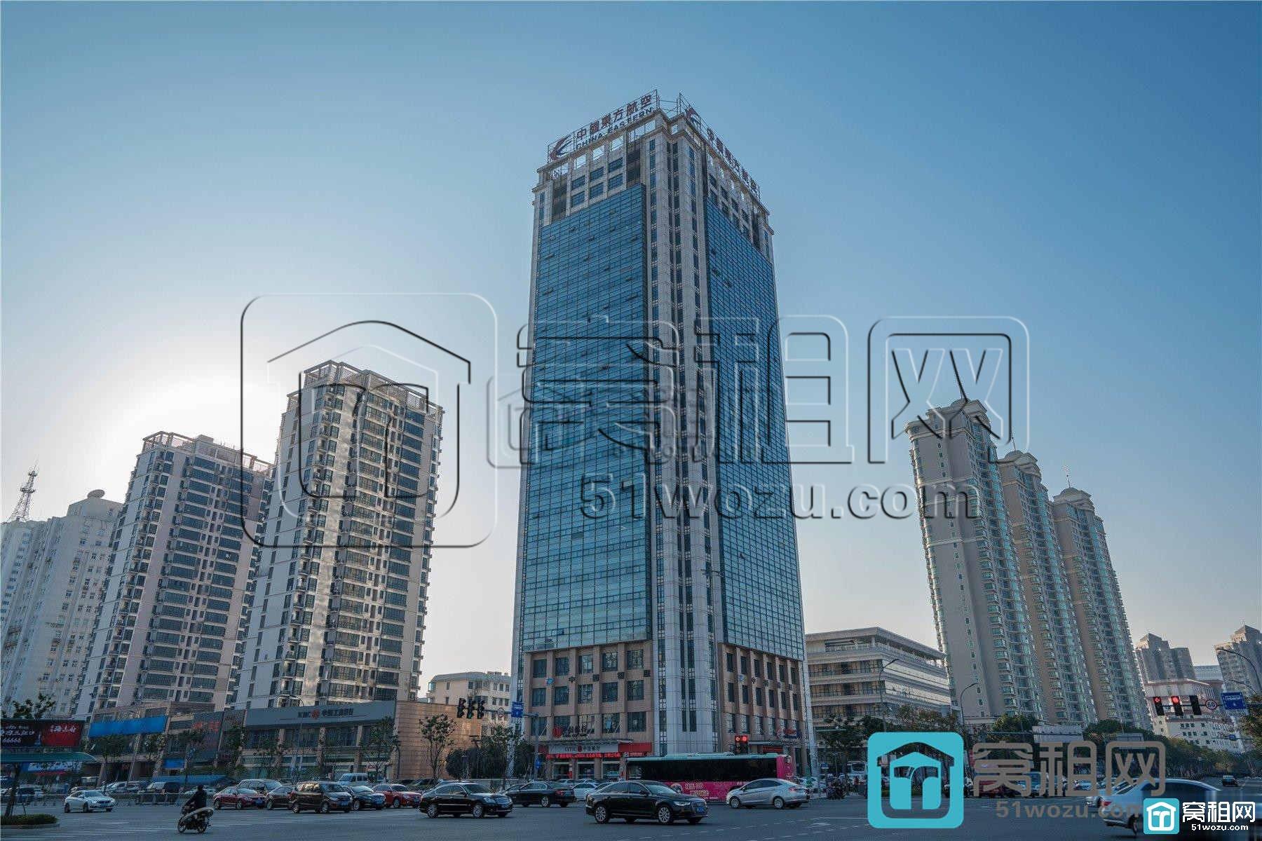 宁波东航大厦属于哪个区?