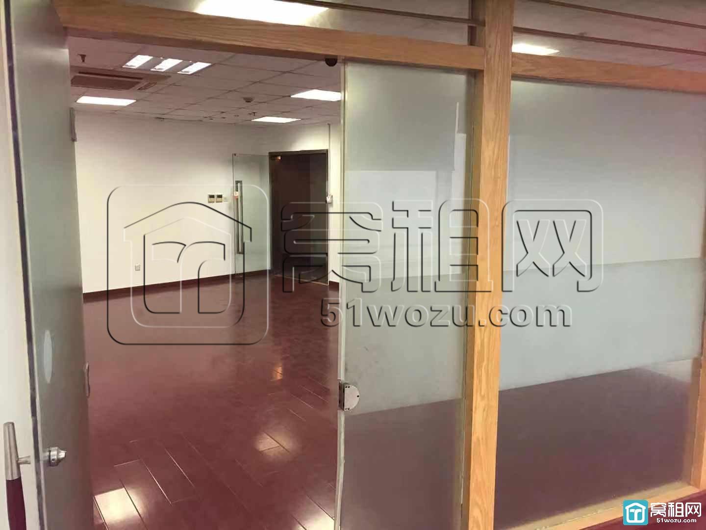 宁波鼓楼地铁口写字楼恒隆中心大厦107平米出租6500元/月