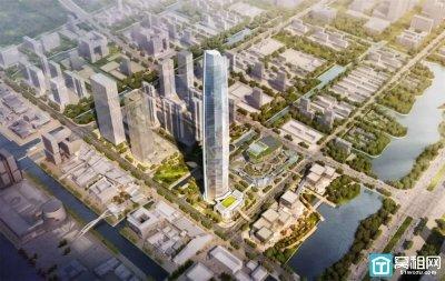 """88层,高450米!""""宁波第一高楼""""最新进展来了!预计竣工时间是"""