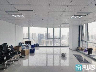 南部商务区海运大厦隔壁金盛中心写字楼130平米出租
