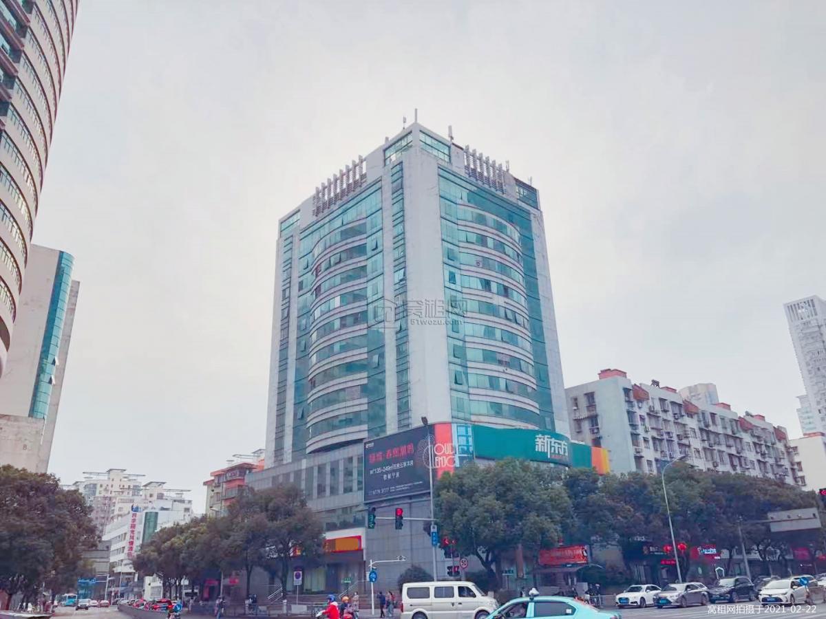 宁波世纪经贸大厦