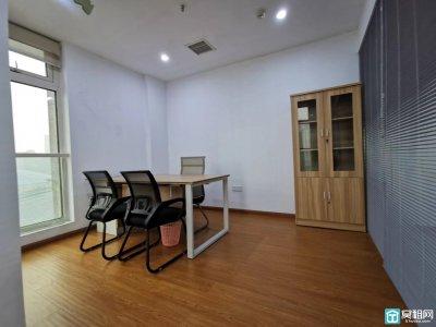 宁波南部商务区2期城市摩尔西南双面采光写字楼出租