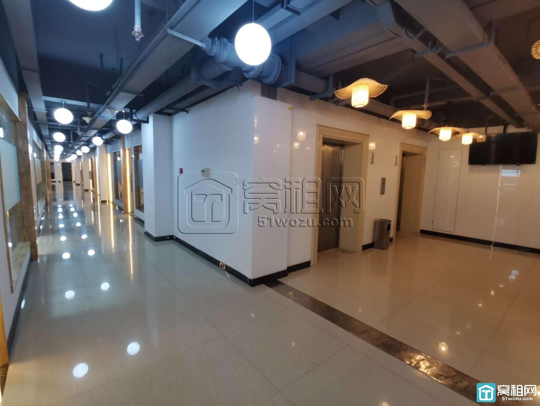 宁波江北地铁2号线江北常洪隧道旁路林电商园90平2800元出租