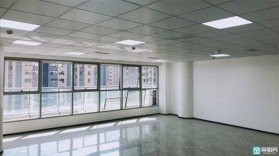宁波鄞州区毗邻东部新城甬江创新中心写字楼116平米精装修出租