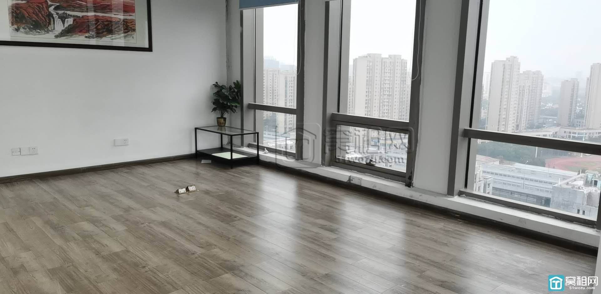 宁波高新区智慧园深蓝大厦250平米写字楼出租