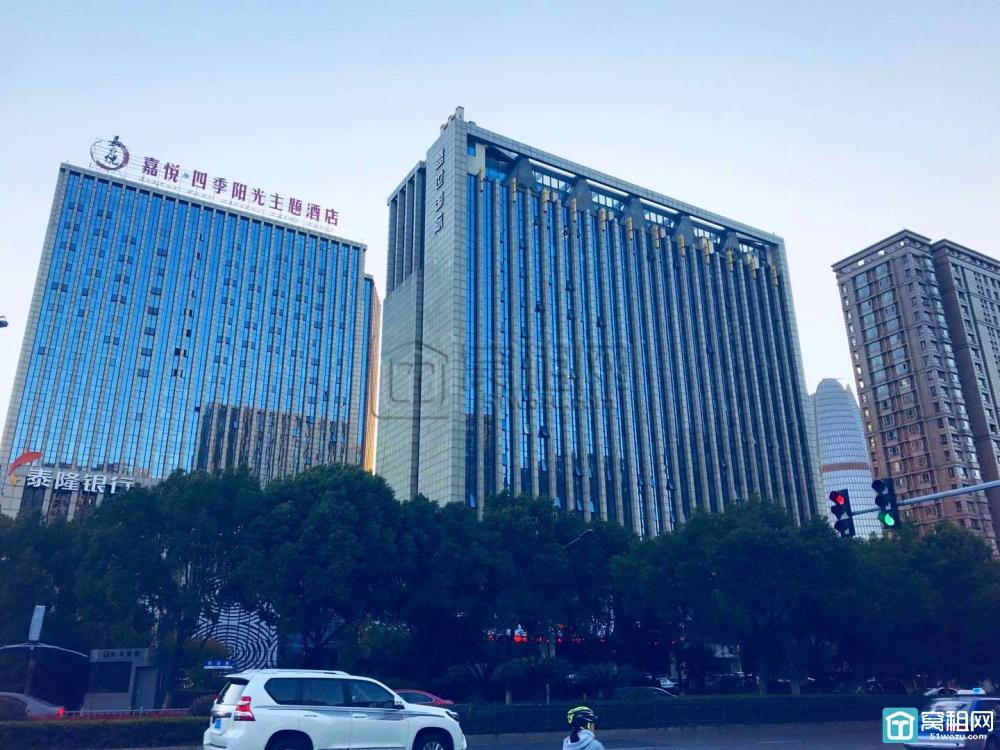 宁波盛世国际写字楼