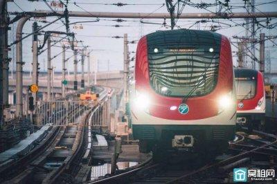 宁波地铁2号线二期首通段已空载