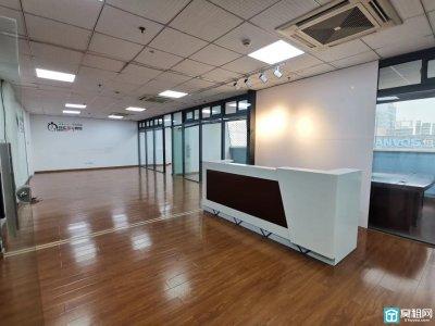 宁波汇港大厦隔壁华越国际大厦10楼办公室出租