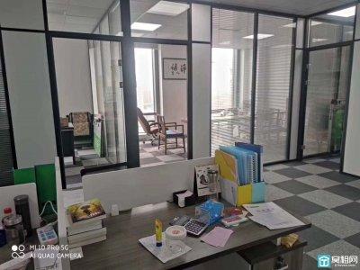 宁波智慧园120平办公室精装修出租