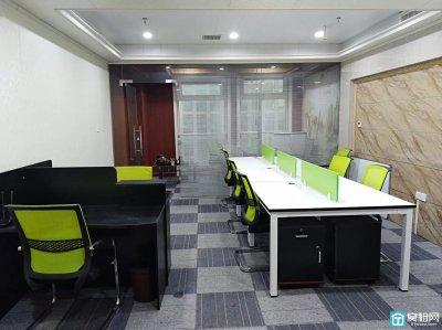 宁波南部商务区2期城市摩尔出租精装修带家具