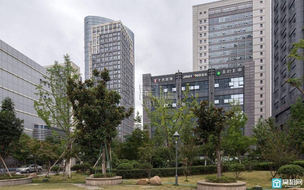 宁波高新区翡翠湾大厦
