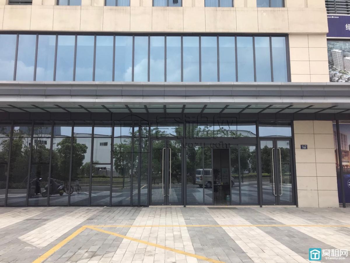 宁波绿地U+未来中心