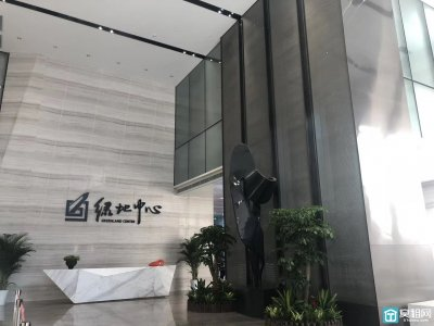宁波绿地中心130平米写字楼精装修出租