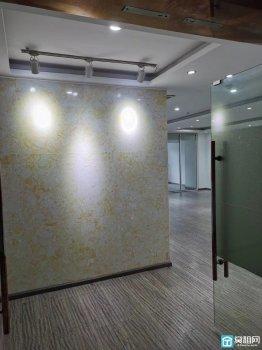 宁波广博丽景办公室出租7500元每月,160平电梯口位置