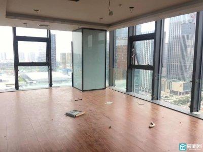金融硅谷主楼403平米超大门头办