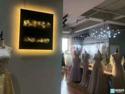 宁波鄞州区婚纱店精装188平出租