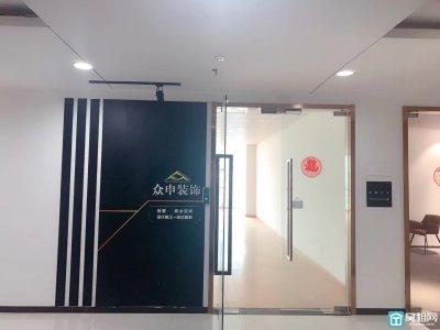 宁波恒元大厦10楼全新装修写字楼出租