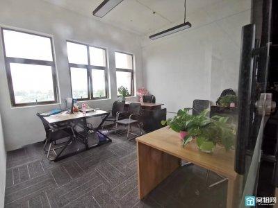 宁波江北星文化产业园65平米办公室出租停车免费