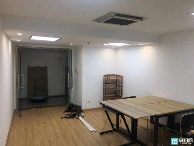 宁波华联写字楼15楼1525室56平米带家具出租