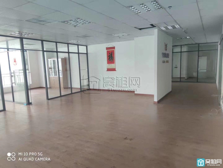 高新区前程国际大厦招租330平米办公室