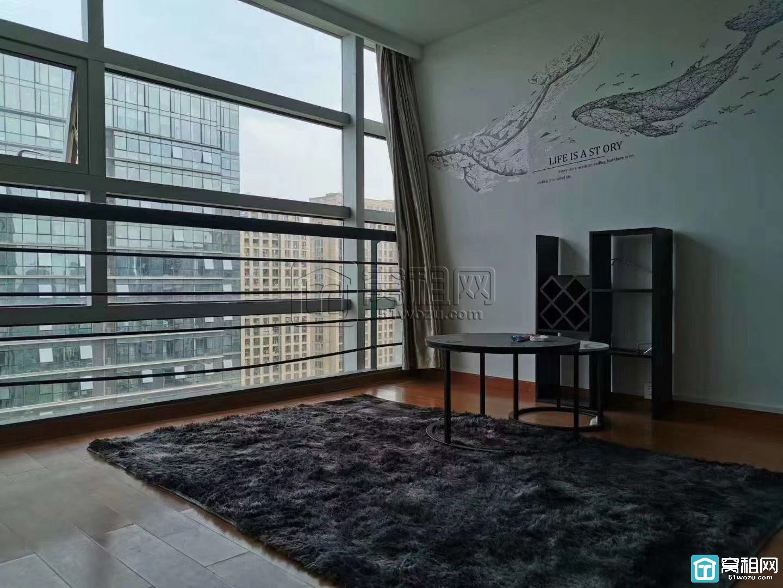 宁波高新区洲际酒店对面科贸中心精装修50平米办公室出租