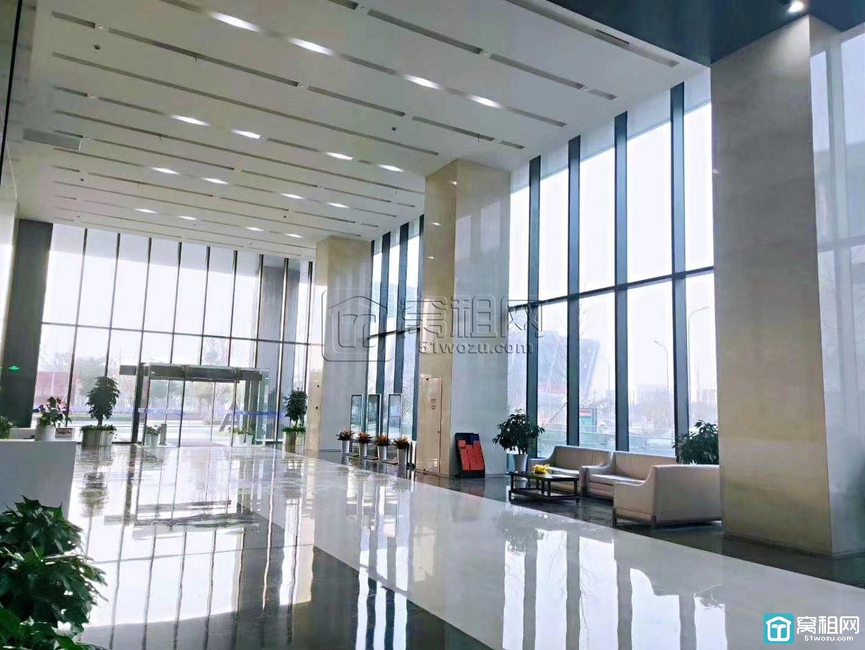 宁波东部新城•国贸云顶写字楼出租