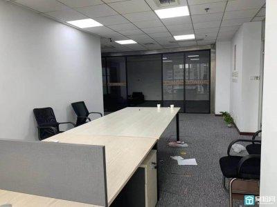 南部商务区附近鄞州商会150平 精装办公室出租