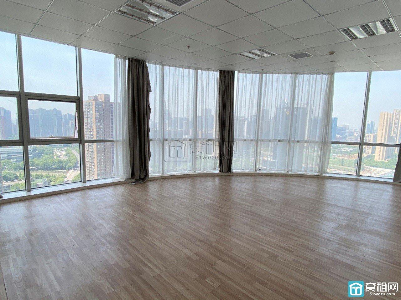 宁波文体大厦25楼330.79平办公室招租