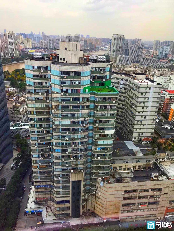 宁波灵桥广场办公楼停车收费