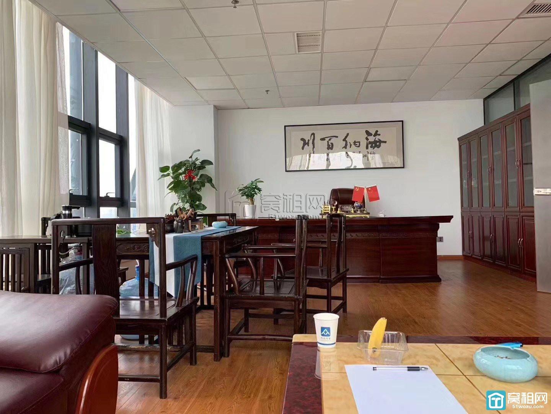 鄞州万达和邦大厦附近汇华大厦23楼带全套家具出租