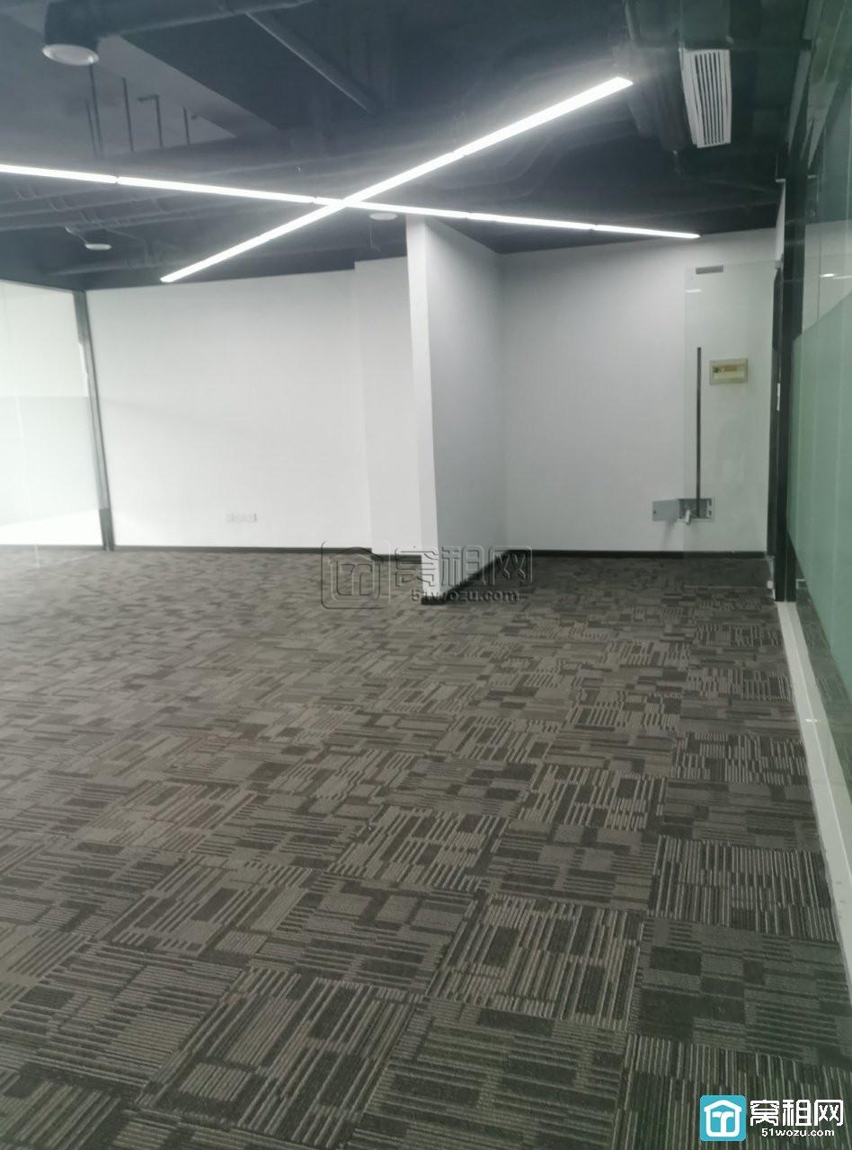 宁波亿天中心大厦168平户型朝南全景落地窗出租