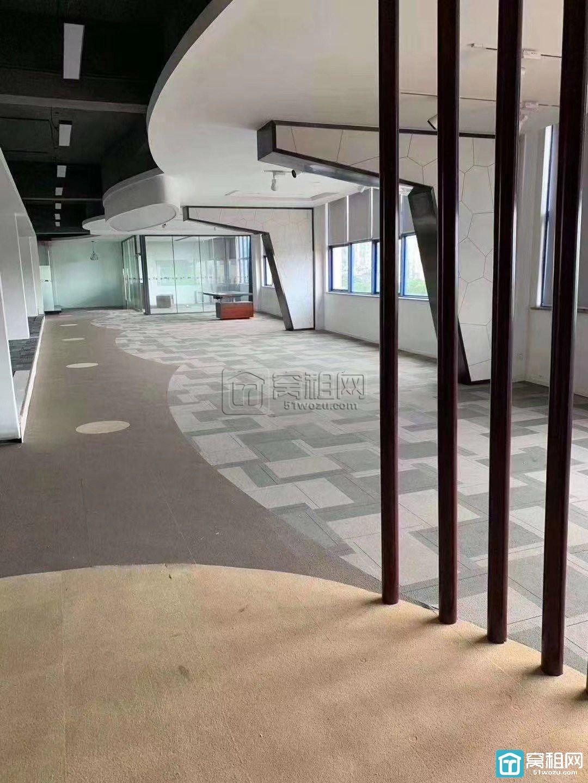 宁波959电商园850平米精装办公室待租