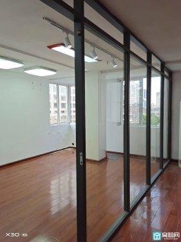 宁波富茂大厦对面中央商座5楼写字楼150平米精装修出租