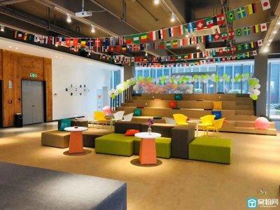 宁波厘米空间一楼商铺招租500平整层(教育培训、健身、轻餐饮、