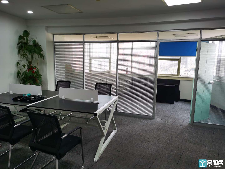 宁波彩虹大厦对面富豪大厦75平米办公室出租