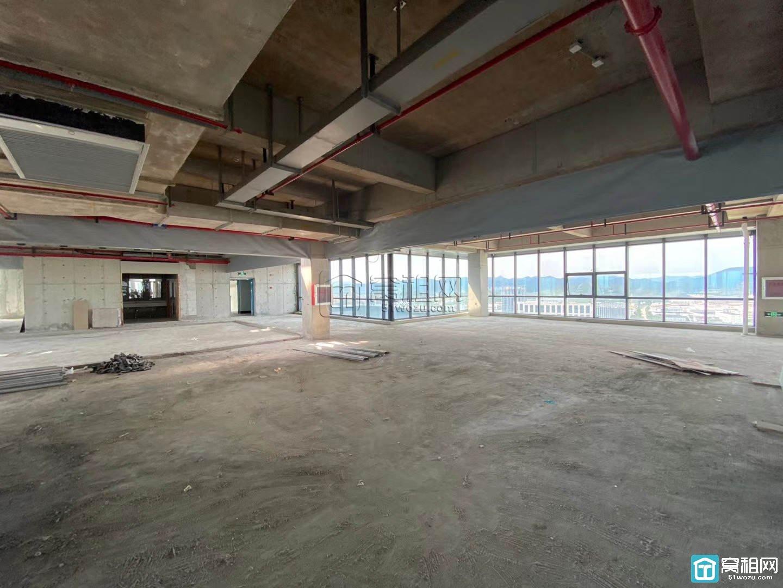 江北CBD亿天中心大厦1300平全落地玻璃出租