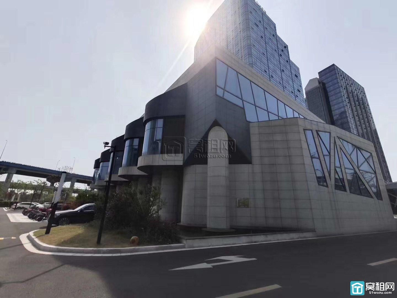宁波江北洪塘商务楼店铺出租地铁口位置佳适合婚庆月子中心