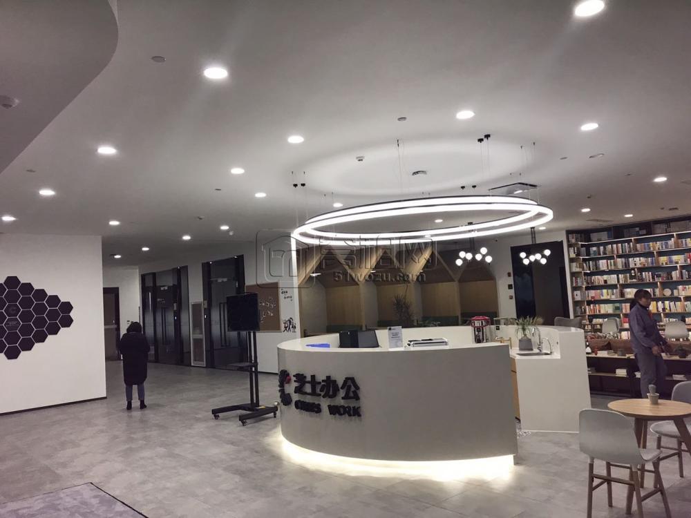 宁波高新区芝士联合办公
