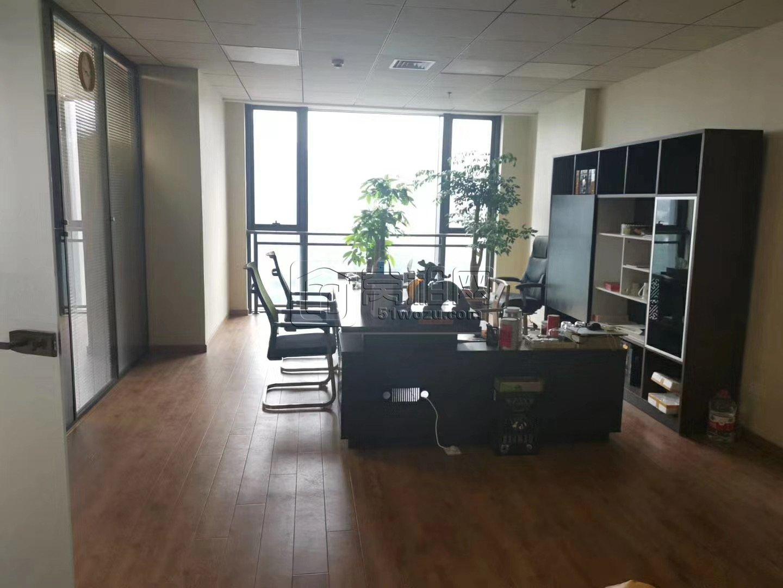 宁波南部商务区金东大厦232平方  朝南  四个隔间   1.85含税出租