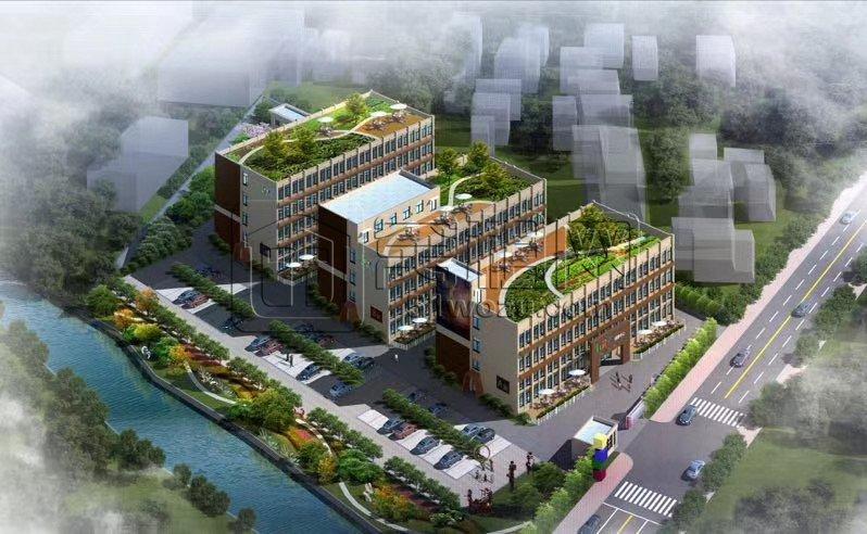 宁波高桥恒威国际附近新青年创享中心写字楼出租