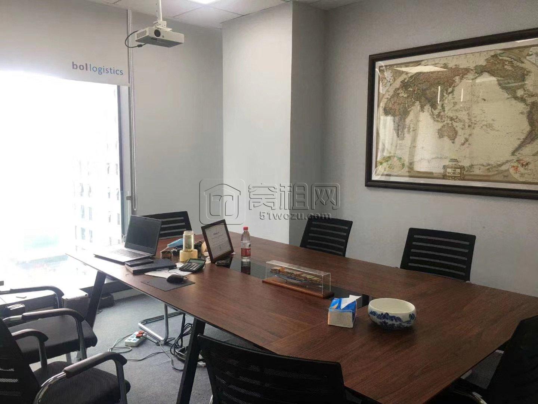 宁波东部新城诺富特酒店金融硅谷主楼11号楼写字楼出租